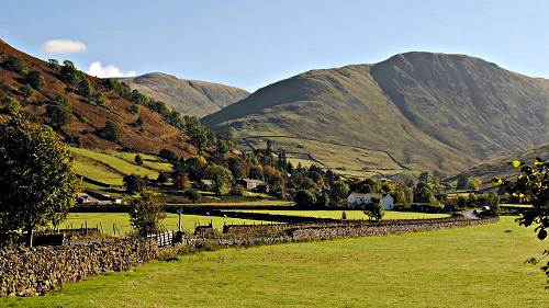 Patterdale looking towards Hartsop
