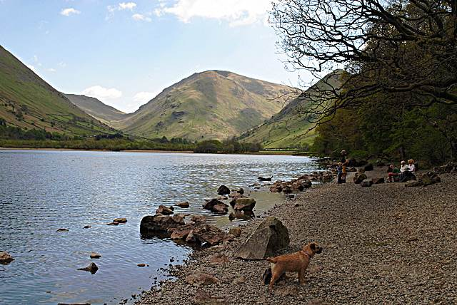 Brothers Water and Kirkstone Pass - Lake District Cumbria