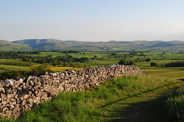 Orton Common, Tebay and the Shap Fells - Westmorland
